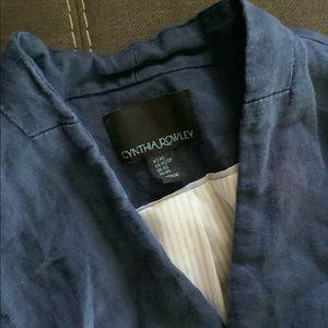 Cynthia Rowley Jackets & Coats - Blue blazer